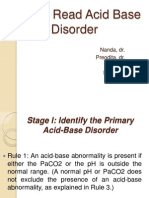 How to Read Acid Base Disorder