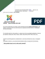 1. Introduccion a Joomla Cms