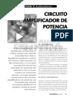 Circuito Amplificador de Potencia 1