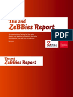 The 2008 ZeBBie Awards Report