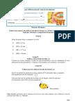 (Microsoft Word - Ficha de avaliação de conhecimentos  6 ano)