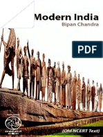 NCERT s Modern India (Bipan Chandra) (Old Edition) Class12
