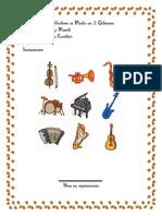 Calificaciones de Musica Del 2 Quimestre