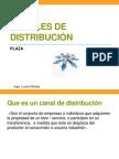 Canales de distribución parte 1 PDF