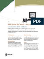 3ci 3600 Hosted Key System