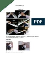 Estiramientos Piano