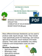 Basics Biomass Energy