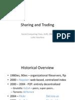 Sharing  and Trading