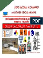 Seguridad  Salud y Ambiente CAPÍTULO XVII NORMAS DE SEGURIDAD ANTE INCENDIOS [Modo de compatibilidad]