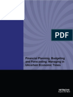 Fin Plan Budget Fc St 2009