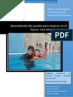 Aprendiendo Del Pasado Para Mejorar en El Futuro. Carrilero- Cases, Manuel.