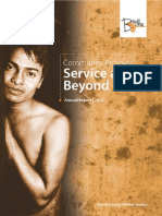 Annual Report 2012 of Bondhu social welfare society Bangladesh.