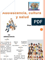 Adolescencia, Cultura y Salud