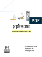 Php My Admin