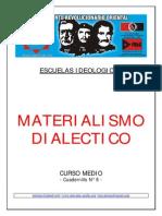 Materialismo Dialectico Medio n8