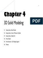 ansys solid modelling