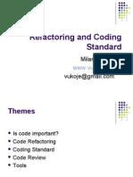 Vukoje.NET - Refactoring