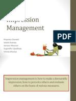 Impression Management Final