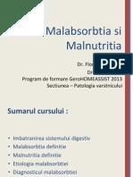 Malnutritia Si Maldigestia