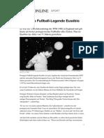 Fussball Portugal Eusebio