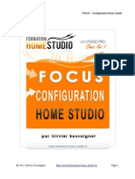 Focus Configuration Home Studio
