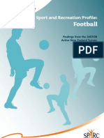 Sport and Recreation Profile