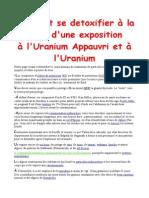 29394428 Detoxifier de Uranium Appauvri