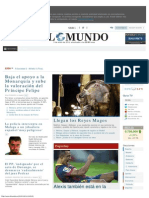 EL MUNDO - Diario online líder de información en español