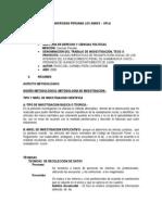 Tesis Upla Posgrado Causas Impeditivas de Readaptacion Social de Los Internos Del Penal Huamancaca