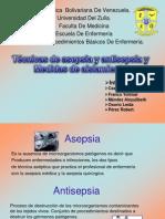 Procedimientos Basicos Asepsia y Antisepsia