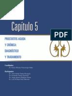Diagnostico y TX Prostatitis