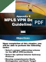 Mpls10sae-Mpls VPN Design Guidelines