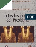 Todos Los Poderes Del Presidente