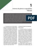Manual clínico dos transtornos psicológicos (Capítulo 1) - Transtorno de pânico e agorafobia