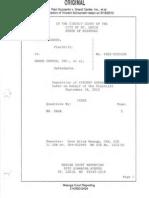 Vincent Schoemehl Deposition Transcript