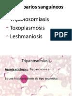 Clase de Parasitologia