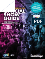 2014 International CES Official Show Guide