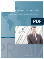 2014 Prm Candidate Guide