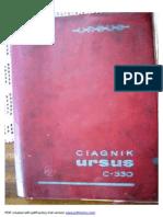 Ursus.C330.Instrukcja.Obslugi    katalog czesci.pdf