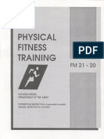 FM 21-20 Physical Fitness Training