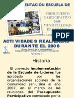 Escuela de Líderes 2008
