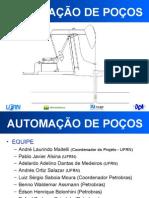 Projeto de Automação de Poços (Petrobrás)