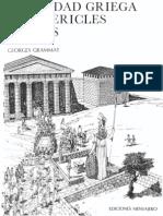 La Ciudad Griega Bajo Pericles Atenas PDF