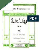 IMSLP10663-Nepomuceno - Suite Antiga Op.11