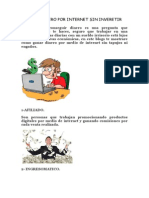Gana Dinero Por Internet Sin Invertir