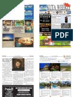 "Kuta Weekly-Edition 369 ""Bali's Premier Weekly Newspaper"""