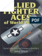 Allied Fighter Aces of WW2