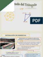 Metodo Del Triangulo