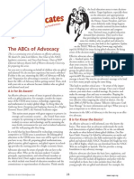 5.1 PHP Effective Advocates ABCs