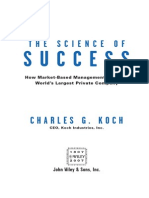 Science of Success by David Koch